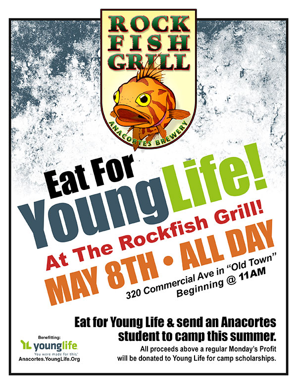 Young Life - Anacortes - Eat for Young Life!