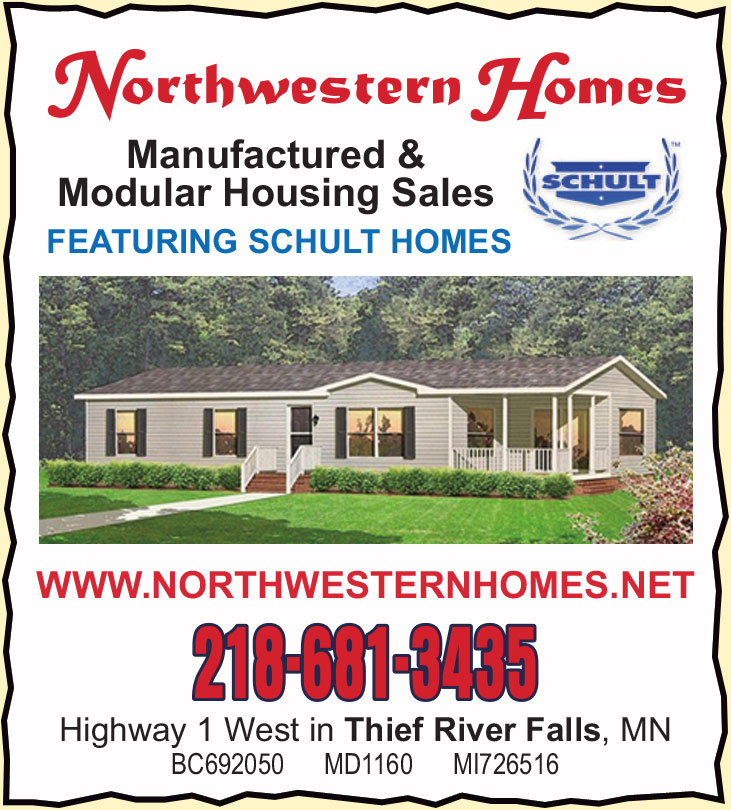 Northwestern Homes - 2019